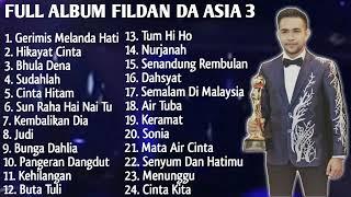 Download Kumpulan Lagu Fildan DA Asia 3 Full Album