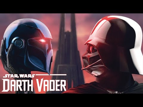Darth Vader Learns About the Ancient Sith Lord Momin  Darth Vader Issue 22