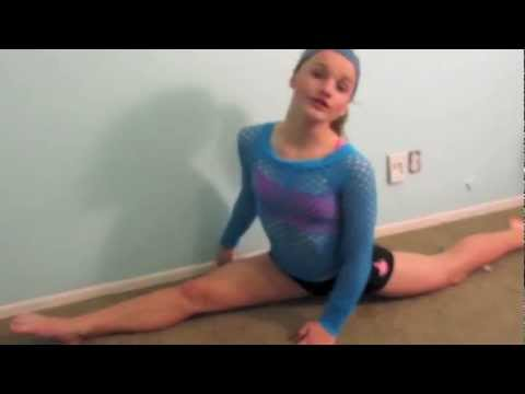 how to become more flexible and do the splits