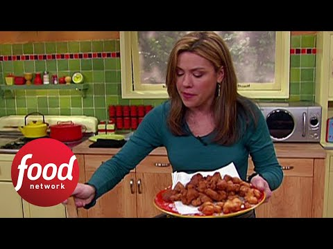 How to Make Rachael's Buffalo Popcorn Chicken Bites | Food Network