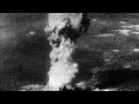 WWII bombings of Hiroshima and Nagasaki, Japan