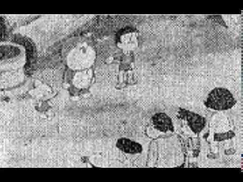 日本テレビ版ドラえもん・第52話 「さようならドラえもんの巻」(画像)