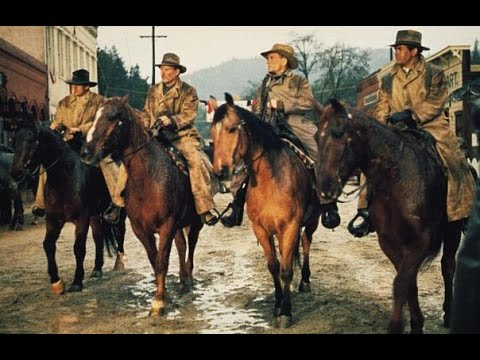 The Great Northfield Minnesota Raid - Cliff Robertson, Robert Duvall, Luke Askew - Western Movie.