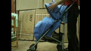 Коляска трость Baby Care City Style(Детский интернет магазин http://kpoxa74.ru Коляска трость лучший вариант для путешествий! Коляска удобна в эксплу..., 2013-04-26T15:45:56.000Z)