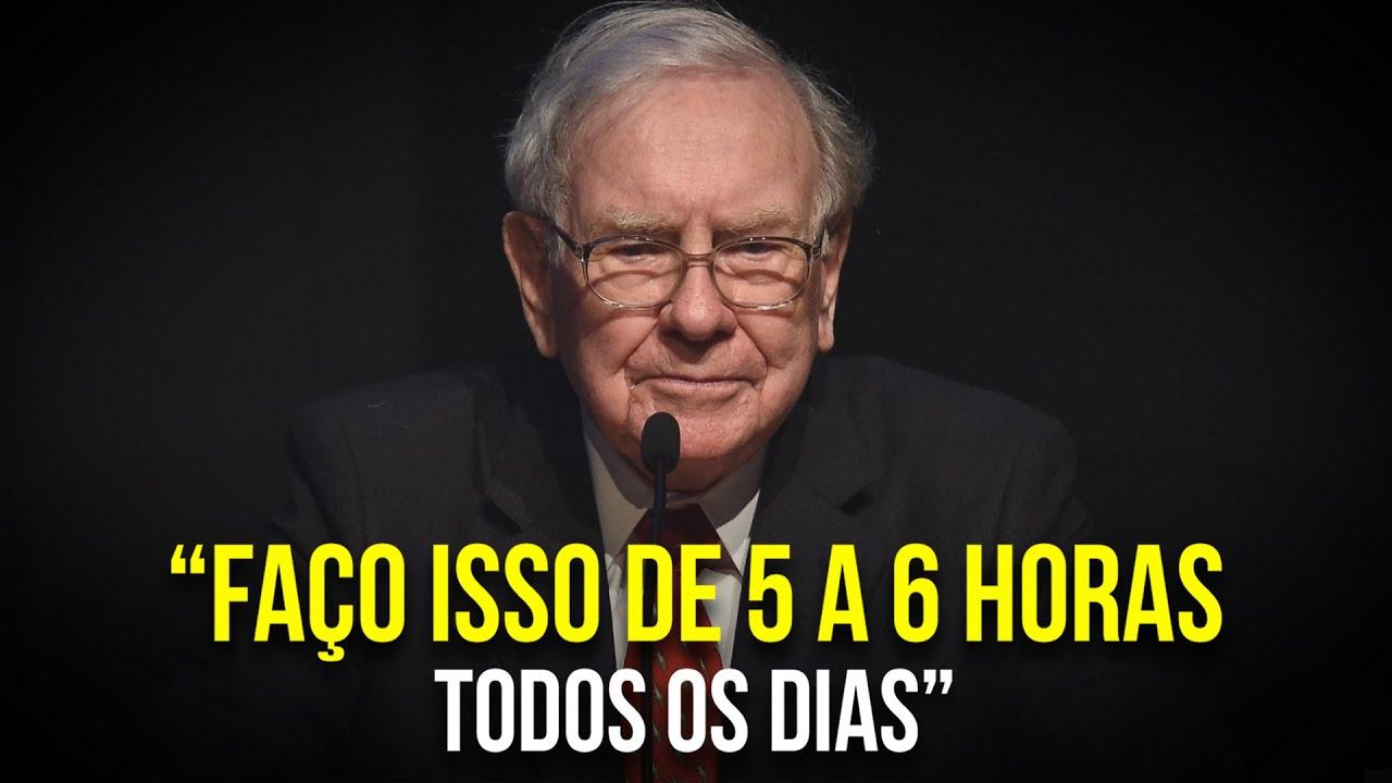 Os 8 Maiores Segredos do Sucesso do Bilionário Warren Buffet
