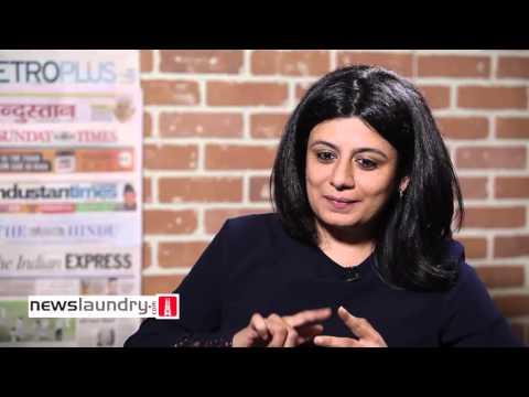 Madhu Trehan interviews Anubha Bhonsle
