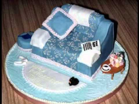 DIY Retirement cake decorations YouTube