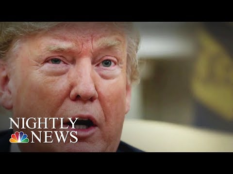 Trump Fires Back After Rep Justin Amash Calls His Conduct 'Impeachable'  NBC Nightly News