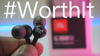 #WorthIt Ep. 2 - JBL C100SI New Favorite Under Rs.800
