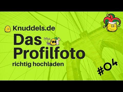 #4   Foto hochladen bei Knuddels