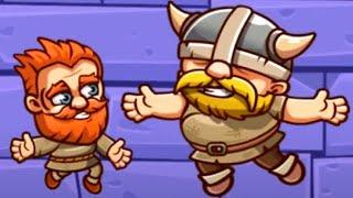Duo Vikings 2 Full Gameplay 16 - Levels