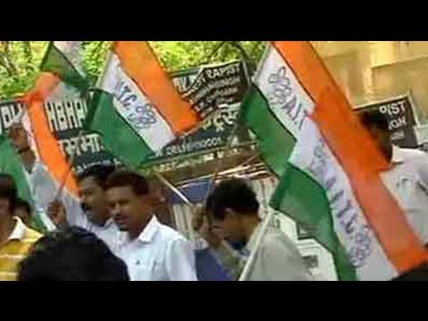 After revenge attack, Trinamool Congress holds protest rallies