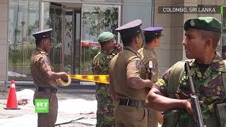 Sri Lanka : deux hôtels de luxe détruits à Colombo