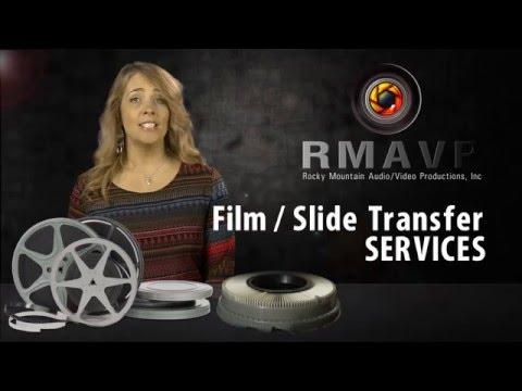Film Transfer To Digital And  Slide Transfer To Digital