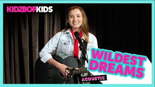Wildest Dreams - Taylor Swift (Cover By Ashlynn From KIDZ BOP)