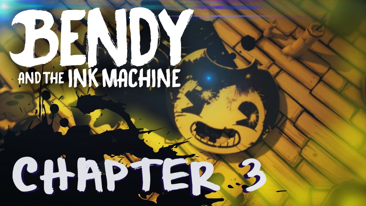 bendy and the ink machine chapter 2 trailer