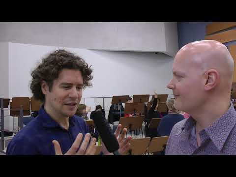 Interview Robin Ticciati • Rundfunkchor Berlin