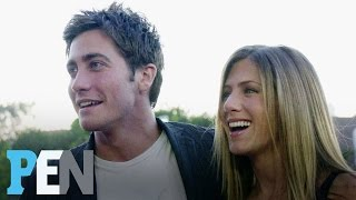 Jake Gyllenhaal Dishes About His Crush On Jennifer Aniston | PEN | Entertainment Weekly