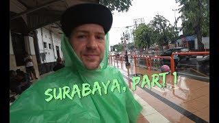 Gambar cover A walk around in Surabaya in the hidden neighbourhoods, part 1