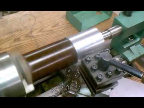 7x10 mini lathe turning 2 inch steel bar youtube Mini Lathe Upgrades 7x10 mini lathe turning 2 inch steel bar