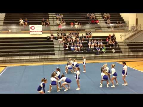 Armuchee Middle School-Pepperell Comp.  2014