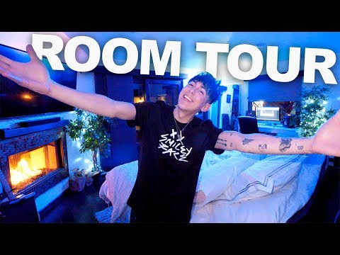 MY NEW HOUSE! (MY ROOM TOUR 2019)