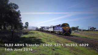 ARHS Western Adventure Transfer | 14th June 2016