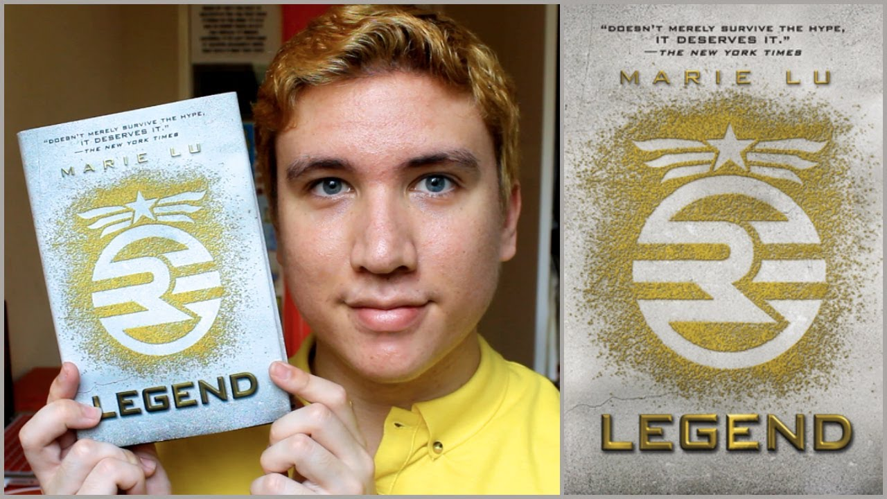 Legend book review