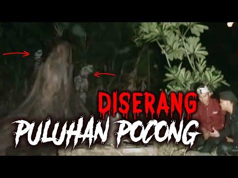 🔴 Live Streaming ! Dihadang Puluhan Pocong Dan Kuntilanak Part 2