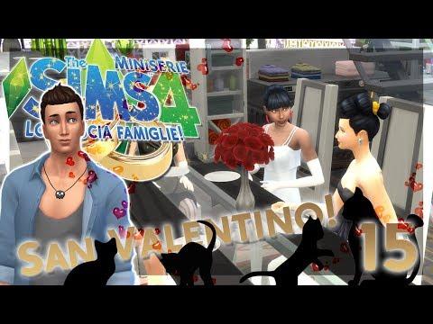 SAN VALENTINO!FESTE E NUOVI ARRIVI!-LO SFASCIA FAMIGLIE-The Sims 4 ITA #15 thumbnail