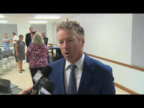 Rand Paul: Man Arrested After Ax Attack Threat