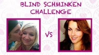 Blind Schminken CHALLENGE Thumbnail