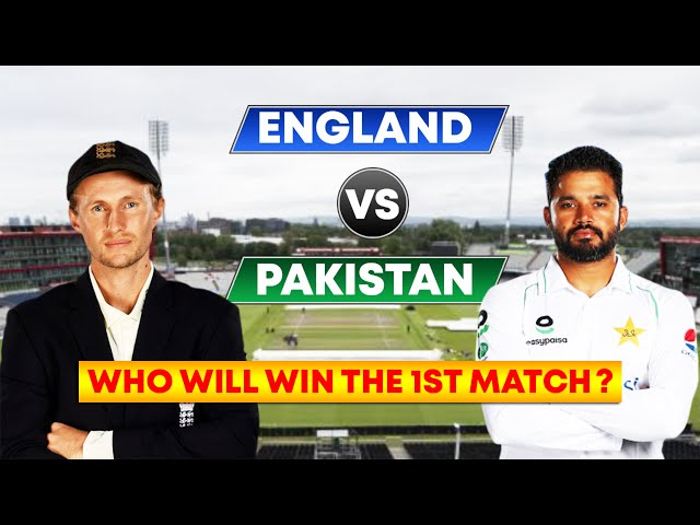 Pakistan Vs England - Who Will Win?