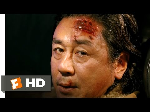 I Saw the Devil (4/10) Movie CLIP - Damn Unlucky (2010) HD