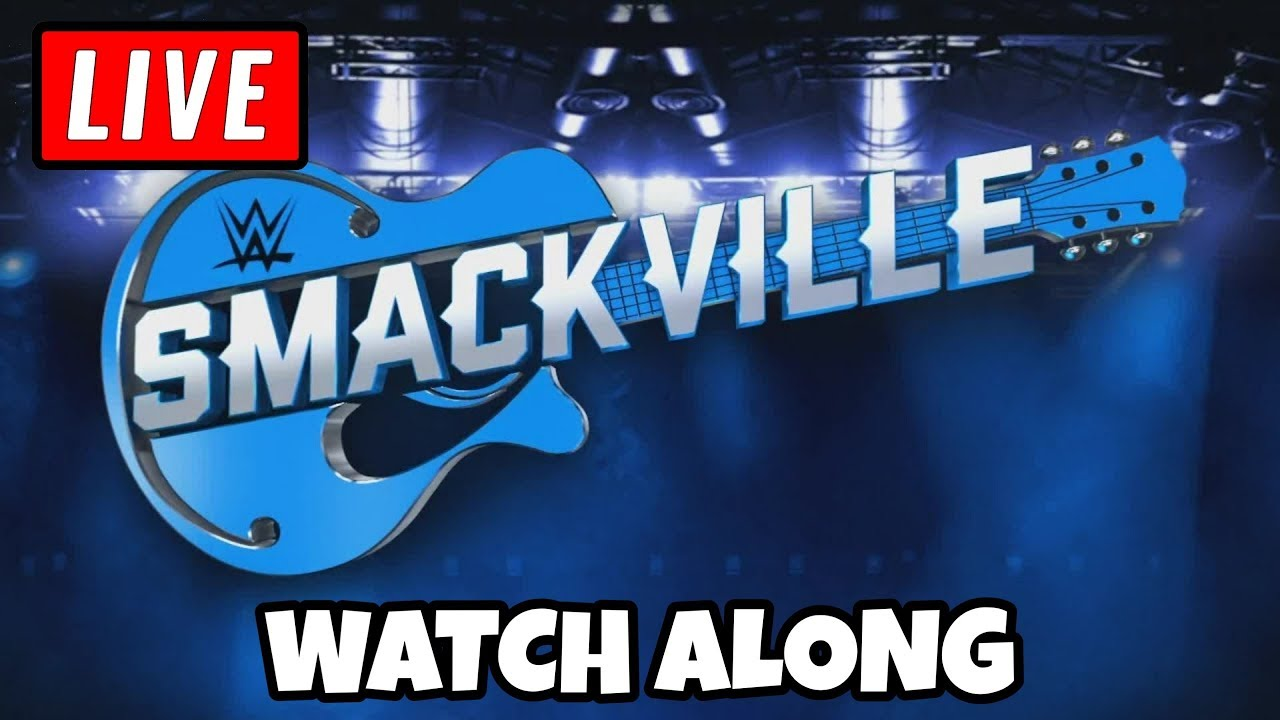Download WWE Smackville Live Stream July 27th 2019 Watch Along - Full Show Live Reaction