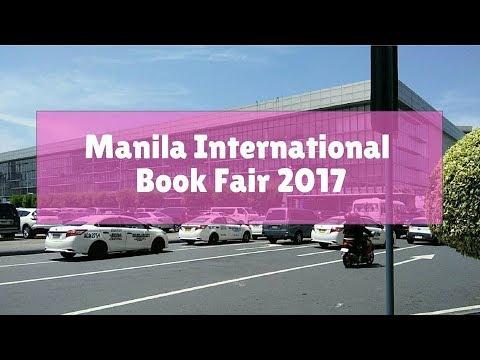 Manila International Book Fair 2017