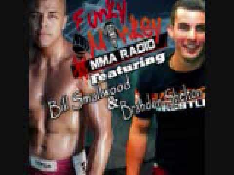 Brandon Shelton & Bill Smallwood interview - Funky Monkey MMA Radio