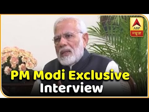 Full Interview: PM Modi Considers 2018 - A Successful Year | ABP News