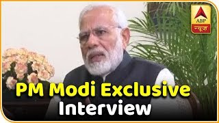 pm narendra modi interview