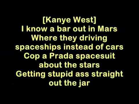 Katy Perry ft Kanye West  ET Remix Lyrics On Screen  New Song 2011
