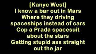 Katy Perry ft. Kanye West - E.T. (Remix) [Lyrics On Screen] ( New Song 2011 )
