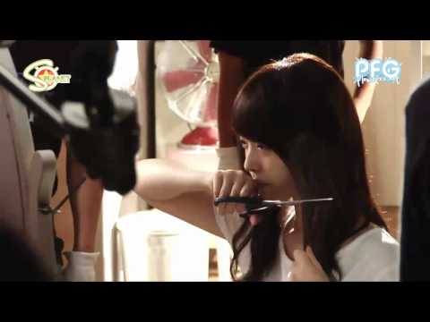 [Vietsub] 120726 To the beautiful you Behind the scene - Sulli [S-Planet & PFG]