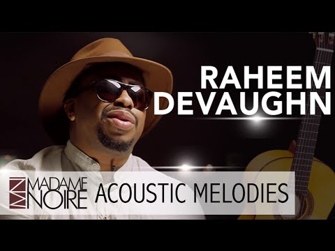 "Raheem DeVaughn Sings ""Queen"" And Celebrates Women 