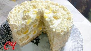 Потрясающе Нежный Торт
