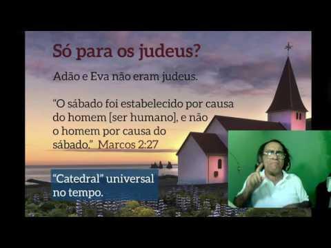A MENTIRA DO SABADO NO N.T. A MIM, ELES NÃO ENGANAM!! Ivan Lopes pregador