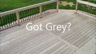 South Bend Indiana Deck Cleaning And Sealing Granger Plymouth Mishawaka Elkhart
