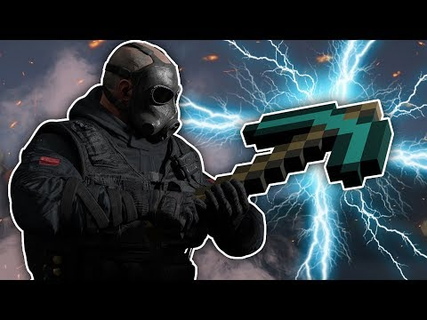 Sledge Buff - Rainbow Six Siege