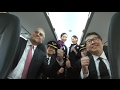 JAC's first ATR 42-600 Delivery ceremony highlights