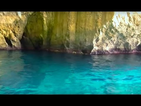 Blue Grotto, Malta. Must see until the end!