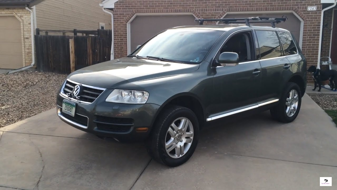 2004 volkswagen touareg v8 start up in depth tour and. Black Bedroom Furniture Sets. Home Design Ideas